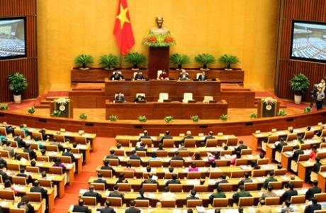 Quốc hội bắt đầu bước vào các phiên thảo luận về kinh tế-xã hội