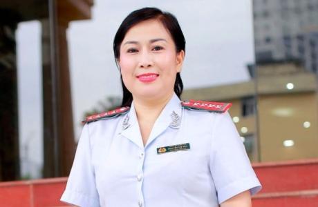 ThS Nguyễn Thị Hoa, Phó Tổng Biên tập Tạp chí Thanh tra:  Sẵn sàng đối đầu với mọi áp lực