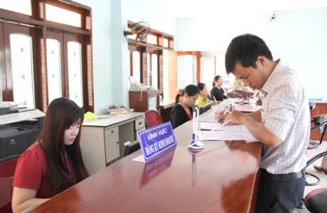 Giải tỏa 'nút cổ chai' tại các phòng đăng ký kinh doanh từ 10/10