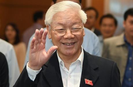 """Tổng bí thư, Chủ tịch nước Nguyễn Phú Trọng là mẫu người """"cần, kiệm, liêm chính, chí công, vô tư"""""""
