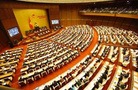 Cập nhật Quốc hội tiến hành chất vấn và trả lời chất vấn