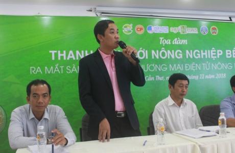 """Chủ tịch Hội LHTN C.P. Việt Nam: """"Chúng tôi luôn sẵn sàng hỗ trợ thanh niên nông thôn lập nghiệp"""""""