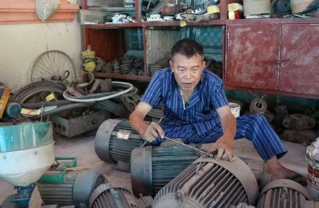 Chân dung ông Võ Văn Trang: Nỗ lực vươn lên của