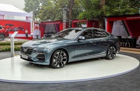 Thử soi thông số kỹ thuật hai mẫu xe Sedan và SUV của VinFast