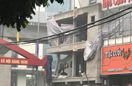 P. Thanh Xuân Bắc 'che chắn' cho công trình sai phạm?
