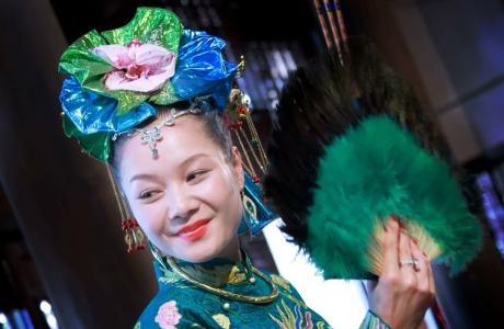 Liên hoan thực hành tín ngưỡng Thờ Mẫu Tam Phủ của người Việt