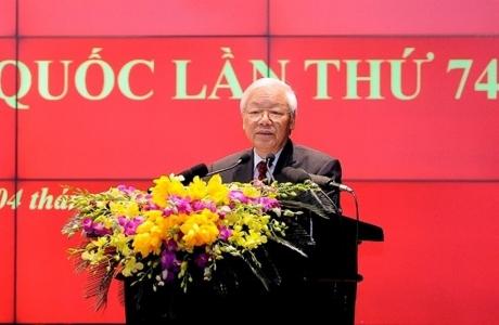 Toàn văn phát biểu của Tổng Bí thư, Chủ tịch nước tại Hội nghị Công an