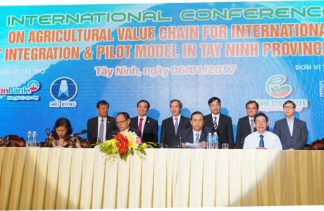 VietinBank đồng hành cùng Nông nghiệp sạch Việt Nam