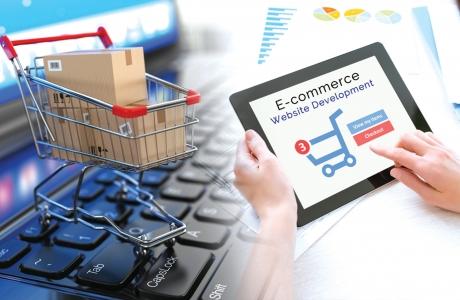 Thương mại điện tử: 'Miền đất hứa' cho doanh nghiệp Việt