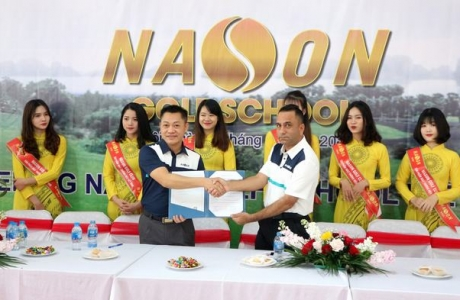 NASON GOLF SCHOOL – CHẮP CÁNH ƯỚC MƠ GOLF VIỆT