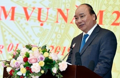 Thủ tướng Nguyễn Xuân Phúc dự Hội nghị triển khai nhiệm vụ năm 2019 của Bộ Thông tin và Truyền thông