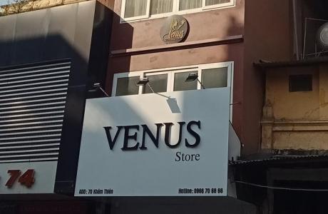 Venus spa hoạt động