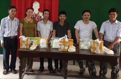 Thừa Thiên - Huế: Làng bún Ô Sa phát triển cùng nhãn hiệu tập thể