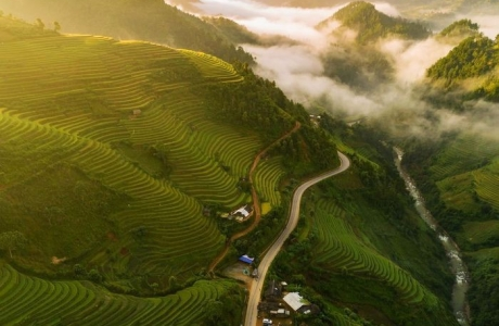 Tác phẩm của NAG Việt Nam lọt top ảnh đẹp nhất trên National Geographic