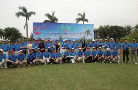 Giải Golf mùa xuân ANTV lần thứ 5 - Kết nối và sẻ chia