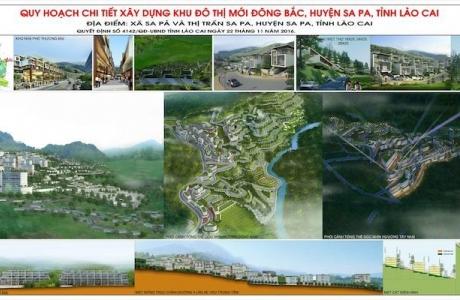 Liên danh nhà đầu tư 'siêu' đô thị 9.000 tỷ đồng ở Sa Pa có gì lạ?