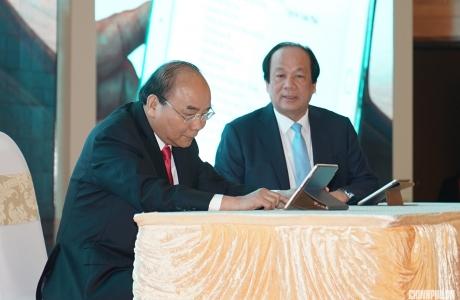 Thủ tướng khai trương Trục liên thông văn bản quốc gia