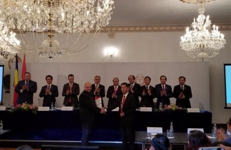 Kỳ vọng về Hiệp định Thương mại tự do Việt Nam - EU, từ Diễn đàn Doanh nghiệp Việt Nam - Rumani