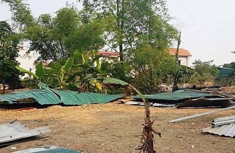 Phía sau dự án mang tên nhà văn hóa ở Xã La Phù, huyện Hoài Đức, Hà Nội Kỳ 1: Sự hụt hẫng đằng sau những quyết định thu hồi đất