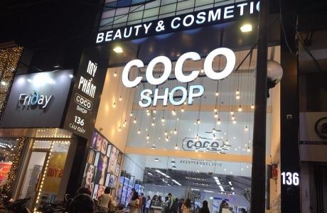 """Coco Shop: """"Ẩn mình"""" dưới vỏ bọc hàng xách tay để kiếm lời bất chính?"""