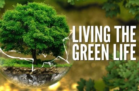 Sống xanh – Chuẩn mực mới của thế giới hiện đại