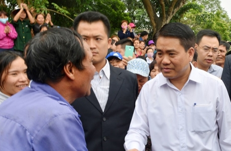 Thanh tra Chính phủ đồng tình với kết luận của Thanh tra TP. Hà Nội: Kiến nghị của cụ Kình là không có cơ sở