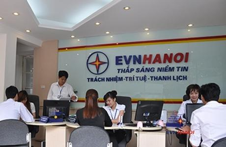 Gánh nặng chi phí nhân công của EVN Hà Nội