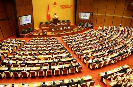 Quốc hội nghe báo cáo giám sát thực hiện quy hoạch, quản lý, sử dụng đất đai tại đô thị