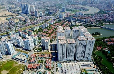 Sau 3 năm tăng trưởng, thị trường bất động sản có xu hướng chững lại