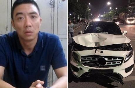 Khởi tố vụ án xe Mercedes đâm chết 2 người tại hầm Kim Liên