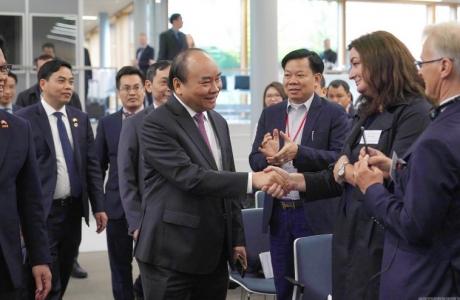 Thủ tướng kêu gọi doanh nghiệp Na Uy đầu tư vào Việt Nam