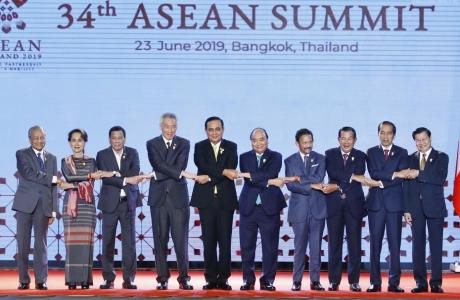 Thủ tướng dự khai mạc Hội nghị cấp cao ASEAN