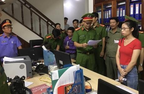 Thừa Thiên - Huế: Triệt phá đường dây mua bán hóa đơn nhằm hợp thức cát lậu