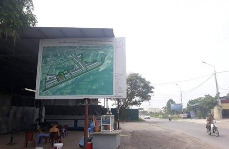 Bình Giang - Hải Dương: Chưa đền bù GPMB xong đã 'vội' thi công?