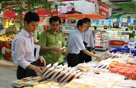 Hà Nội: Thành lập tổ công tác liên ngành giám sát ATTP