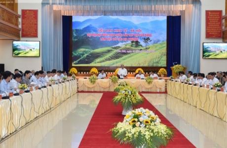 Thủ tướng đề nghị làm rõ liên kết kinh tế xã hội giữa Hà Nội và các địa phương vùng núi