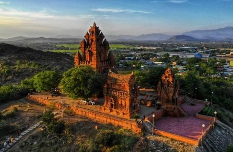 """Giải mã sức hút """"hữu xạ tự nhiên hương"""" của du lịch Ninh Thuận"""