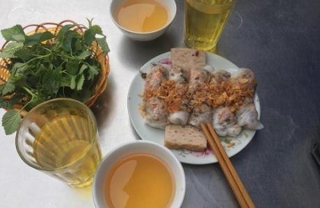 Quán ăn ngon trên đường từ Hà Nội đi làng Sen, Nghệ An