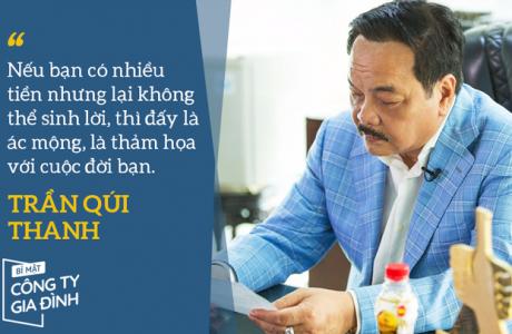 Không phải Tân Hiệp Phát, những bài học này mới là tài sản lớn nhất Dr. Thanh để lại cho con