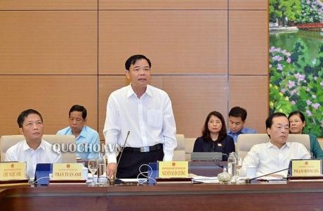 Bộ trưởng Nguyễn Xuân Cường thừa nhận hàng loạt bất cập về