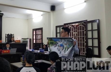 Vụ án Bảo vệ đồng hồ nước sinh hoạt: Viện Kiểm sát đề nghị các mức án tù cho 3 bị cáo