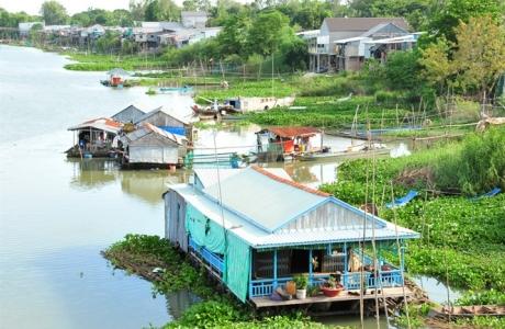 Cạn dòng Mekong: Bài 2 - Kịch bản nào cho sản xuất không có lũ?