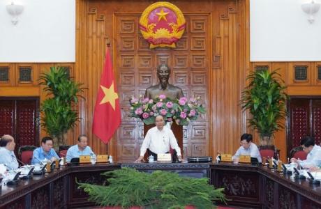 Thủ tướng: Cần ưu tiên vốn cho dự án cấp bách, trọng điểm