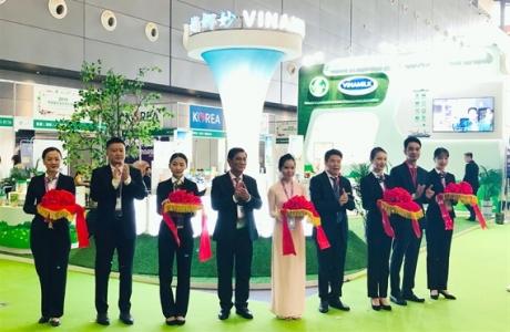 Vinamilk 'chào sân' ấn tượng tại thị trường Trung Quốc