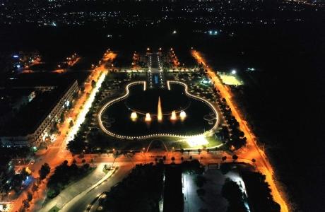 Tập đoàn Nam Cường tổ chức Lễ khánh thành Công viên Âm nhạc