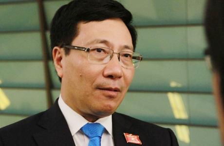 Phó Thủ tướng Phạm Bình Minh: Thông tin về 39 nạn nhân chết trong container tại Anh phải rất cẩn trọng