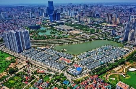 Đến năm 2025 Hà Nội có thêm năm quận