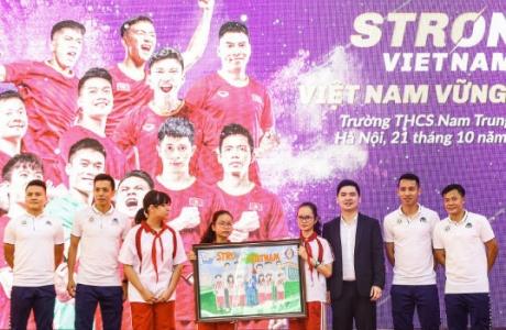 Strong Vietnam 2019 khép lại với nhiều cảm xúc