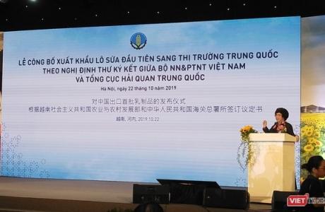 """""""Đừng nghĩ thị trường Trung Quốc đông dân mà hời hợt, họ rất khắt khe việc bảo vệ sức khỏe của cộng đồng"""""""