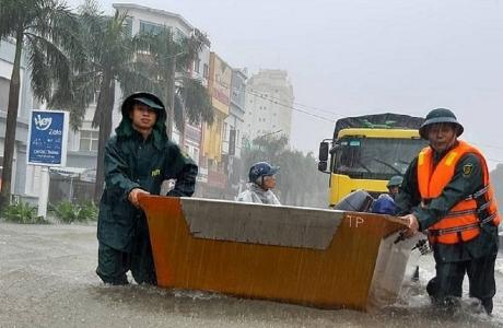 Nghệ An: Đừng để thành Vinh 'thất thủ' khi mưa lớn